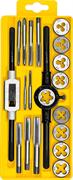STAYER 20 предметов, легированная сталь, набор метчиков и плашек MaxCut 28012-H20