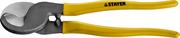 """STAYER 250 мм, до 10 мм, кабелерез """"мини"""" 2333-25_z01"""