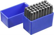 ЗУБР высота буквы 5 мм, Cr-V сталь, клейма штамповочные 21503-05_z01 Профессионал