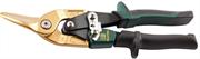 KRAFTOOL 250 мм, Cr-Mo, ножницы по металлу левые TITAN 2327-L