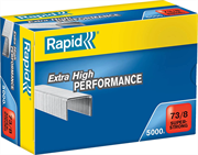 RAPID тип 73, 8 мм, 5000 шт, скоба для плайера 24890300