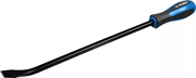 ЗУБР 450 мм, сталь 45, двухкомпонентная рукоятка, монтировка слесарная 2162-450_z01 Профессионал