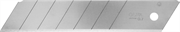 OLFA 25 мм, 5 шт., лезвия сегментированные OL-HB-5B