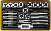 STAYER набор метчиков и плашек 24 предмета MaxCut 28020-H24