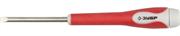 ЗУБР SL 4.0, отвертка для точных работ 25641-4.0