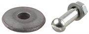STAYER 4.6 мм, внеш.  22 мм, внутр.  6 мм, режущий элемент для плиткорезов 3320-22-4,6