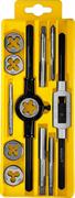 STAYER 12 предметов, легированная сталь, набор метчиков и плашек MaxCut 28012-H12_z01