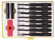 STAYER набор отверток для ремонта мобильных телефонов 25615-H11