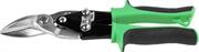 JCB 250 мм, правые, двухкомпонентная ручка, хромованадиевая сталь, ножницы по металлу рычажные JAS003