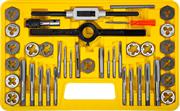 STAYER 40 предметов, легированная сталь, набор метчиков и плашек MaxCut 2805-H40_z01