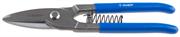 ЗУБР 250 мм, Cr-V, ножницы по металлу прямые 23012-25_z01 Профессионал