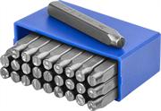 ЗУБР высота буквы 6 мм, Cr-V сталь, клейма штамповочные 21505-06_z01 Профессионал