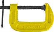 STAYER G 75 мм, струбцина PROFI 32144-075
