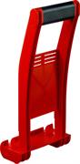 ЗУБР прорезиненная рукоять, ручка-переноска для гипсокартона и стекла для панелей до 35 мм 37553