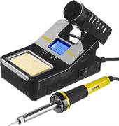 STAYER 160-520°C, 48 Вт, шаг 10°C, жк дисплей, паяльная станция цифровая 55370