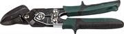 KRAFTOOL 260 мм, Cr-Mo, ножницы металлу проходные, правые BULLDOG 2325-R