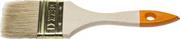 """DEXX 63 мм, 2,5"""", щетина натуральная, кисть плоская """"ПРАКТИК"""" 0100-063_z02"""