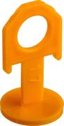 ЗУБР 100 шт, зажим для системы выранивания плитки 3386-100