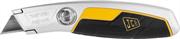 JCB А24, трапециевидное лезвие, фиксированное лезвие, нож строительный JLC006