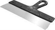 СИБИН 300 мм, нержавеющая полотно, пластмассовая рукоятка, шпатель фасадный 10079-300_z01