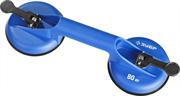 ЗУБР 80 кг, пластиковый, профессиональный, двойной, стеклодомкрат 3372-2_z01