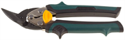 KRAFTOOL 180 мм, Cr-Mo, ножницы по металлу левые COMPACT 2326-L