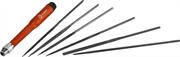 ЗУБР 7 шт, набор надфилей 16053-H6
