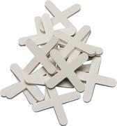 STAYER 4 мм, Х-образные, 100 шт., крестики для кафельной плитки 3380-4