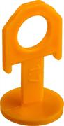 ЗУБР 500 шт, зажим для системы выранивания плитки 3386-500