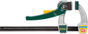 KRAFTOOL 75х200 мм, струбцина быстрозажимная 32019-75-200