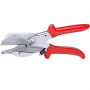 KNIPEX 215 мм, ножницы угловые кабельные KN-9435215