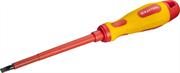 KRAFTOOL SL5.5х125 мм, отвертка высоковольтная 250083-5.5-125