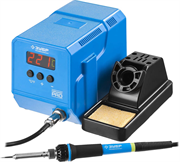 ЗУБР 50-480°C, 60 Вт, низкотемпературная, паяльная станция цифровая 55336 Профессионал