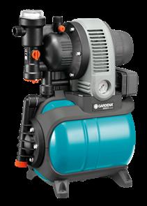 GARDENA 3000/4 Classic Eco станция бытового водоснабжения автоматическая  (01753-20.000.00)
