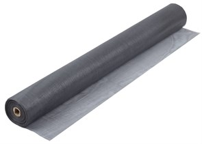"Сетка STAYER 12526-09-30 ""STANDARD"" противомоскитная в рулоне, стекловолокно+ПВХ, серая, 0,9 х 30м"