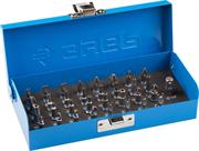ЗУБР 33 шт, Cr-Mo, набор бит с магнитным адаптером и переходником 26092-H33