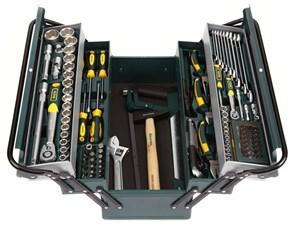 KRAFTOOL 131 шт., набор слесарно-монтажного инструмента 27978-H131