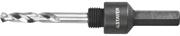 STAYER d 30 мм, шестигранный хвостовик, державка для биметаллических коронок 29549