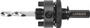 STAYER d 32-152 мм, шестигранный хвостовик, державка для биметаллических коронок 29548