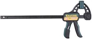 KRAFTOOL 300/500 мм, струбцина ручная пистолетная EcoKraft 32226-30