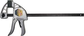 KRAFTOOL 300/500 мм, струбцина ручная пистолетная 32228-30