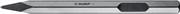 ЗУБР 400 мм, HEX 28.6 (Макита тип) пикообразное зубило 29380-00-400