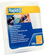 RAPID 7 x 65 мм, 125 г, универсальный клеевой стержень 40107350