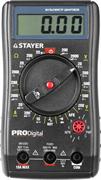 STAYER мультиметр цифровой PRODigital 45310