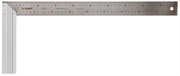 ЗУБР 500 х 40 х 1.2 мм, нержавеющее полотно, угольник столярный 34394-50