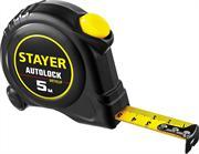 STAYER 5 м х 19 мм, с автостопом рулетка 2-34126-05-19_z02