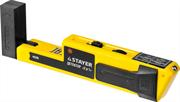 STAYER поиск металла и скрытой электропроводки, детектор многофункциональный 2 в 1 45296
