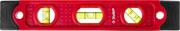 ЗУБР 230 мм, уровень пластмассовый магнитный ТОРПЕДО 3459
