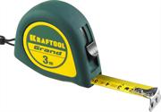 KRAFTOOL 3 м х 16 мм, рулетка GRAND 34022-03-16