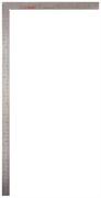 ЗУБР 500 х 250 х 1 мм, нержавеющее полотно, угольник столярный 34350-50